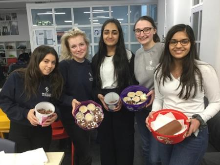 Kindness Champions Cake Sale for UNICEF