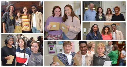 HOWELL'S CO-ED COLLEGE A-LEVEL RESULTS 2019