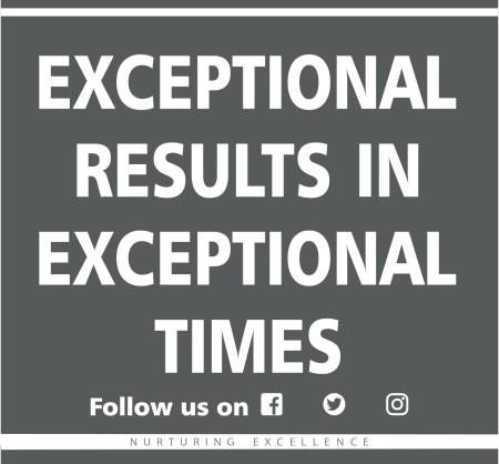 Exceptional Results in Exceptional Times
